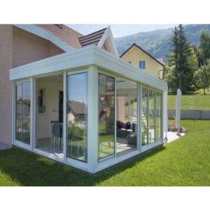 Verande in alluminio direttamente dalla fabbrica sistemacase - Verande mobili per balconi ...