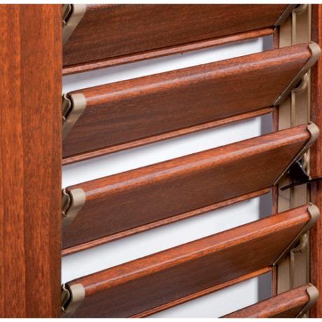 persiane in alluminio stecche orientabili