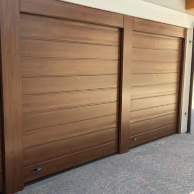 porta garage sezionale coibentata Torino