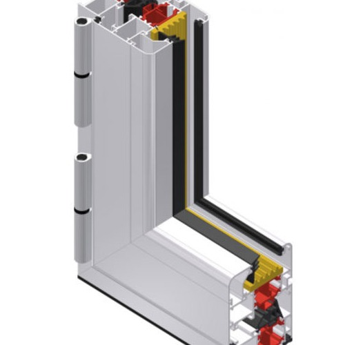 veranda in alluminio taglio termico